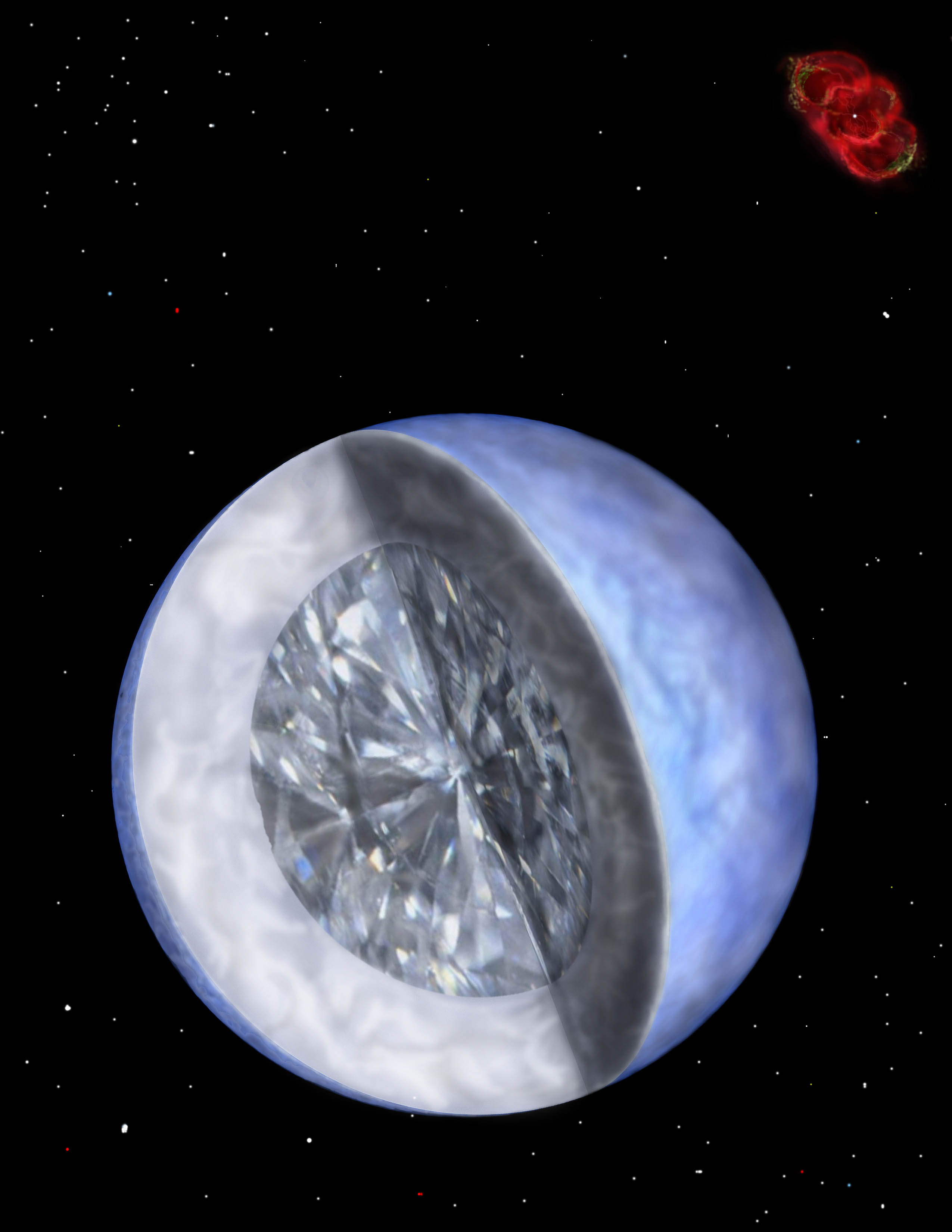 20090519amm14191 Shanes The Pawn Shop  Lucy: The Largest Known Diamond In The Galaxy
