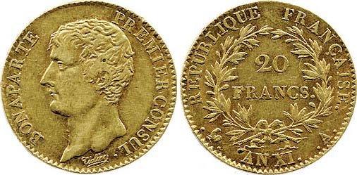 24hGold - 20 francs or Bonapar...