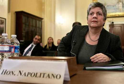 Janet Napolitano's Department of Homeland Security is supplying its federal law enforcement division with 500 million rounds of hollow point bullets.