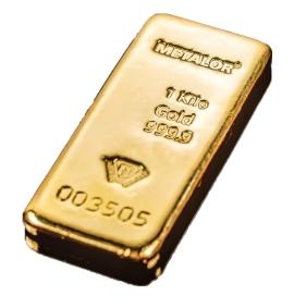 Qu'est-ce que de l'or d'investissement ou monétaire ?