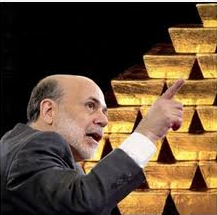 Bernanke Gold